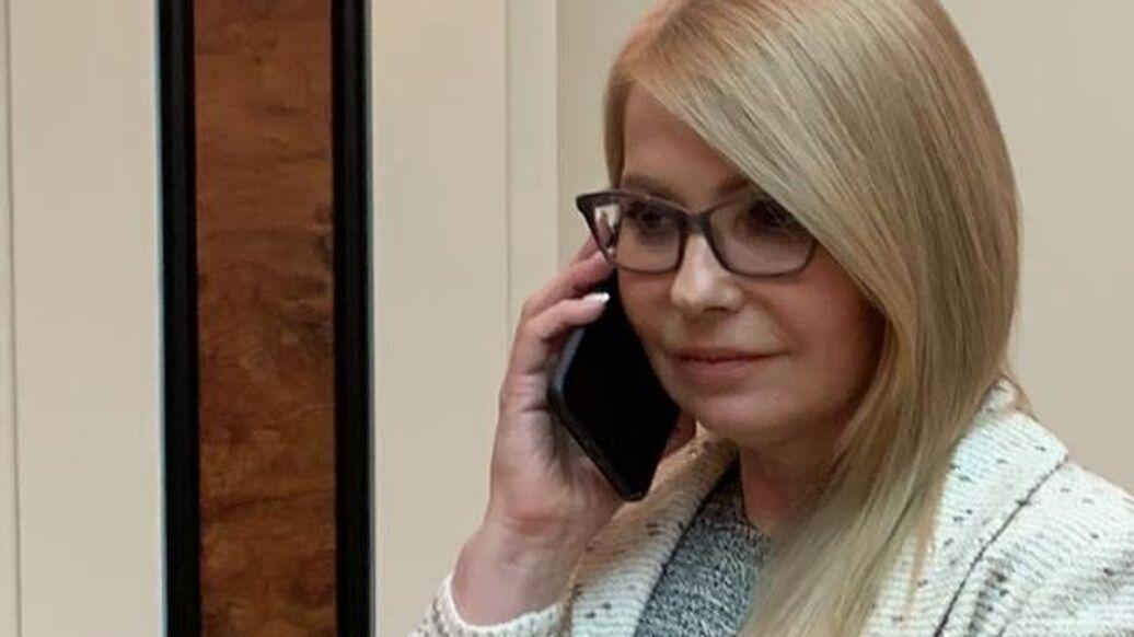 Тимошенко высмеяла