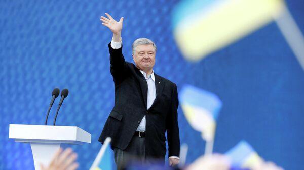 Депутат Рады назвал выступление Порошенко на дебатах жалким зрелищем