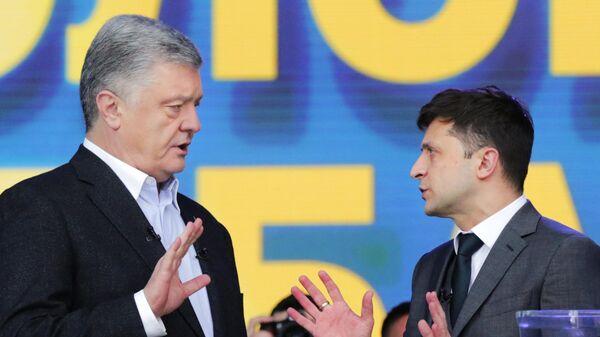 Зеленского не пускают в президентское кресло