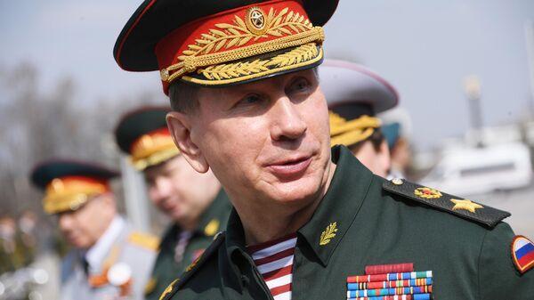 Главнокомандующий войсками национальной гвардии РФ Виктор Золотов