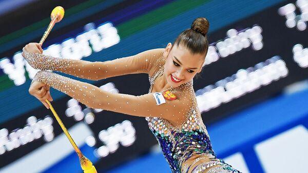 Художественная гимнастика. Этап Кубка вызова. Второй день