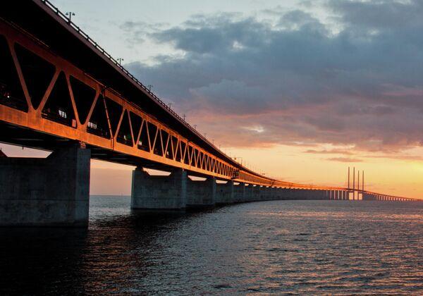 Тоннель-мост