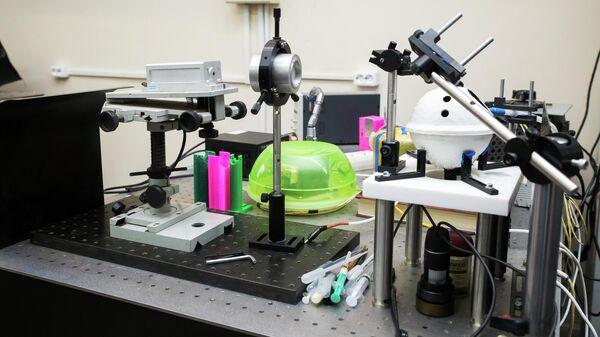 Ионная ловушка, созданная учеными из Университета ИТМО
