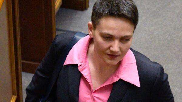 Савченко заявила, что ее жизни угрожают агенты СБУ