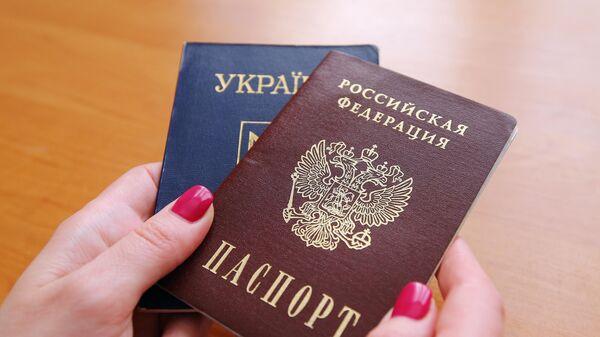 Украинцев, получивших российские паспорта в Донбассе, могут лишить пенсий