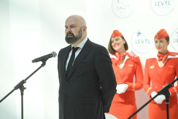 Имена номинантов объявил заместитель генерального директора Аэрофлота по работе с клиентами Вадим Зингман.