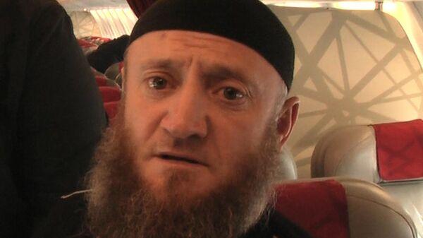 Подозреваемый в международном терроризме Рамазан Саламов, экстрадированный в Россию