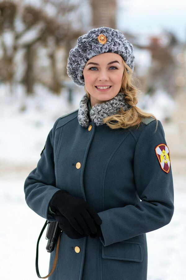 Младший сержант Пискун Анна, г. Киров
