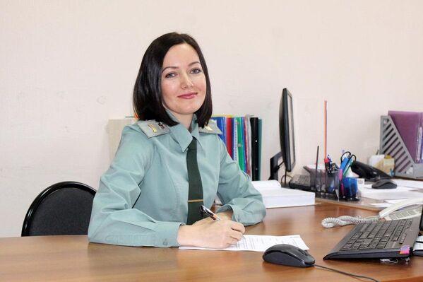 Младший сержант Школьная Наталья, г. Северск