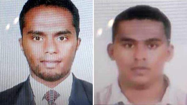 Братья Иншаф и Ильхам Ахмед Ибрагим, совершившие террористические атаки на Шри-ланке