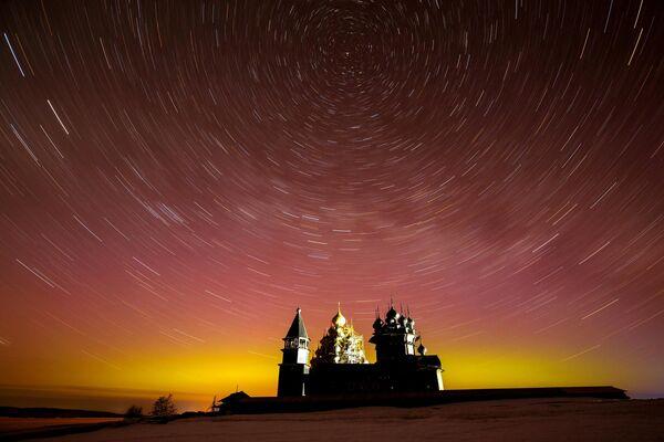 Музей-заповедник Кижи в Карелии