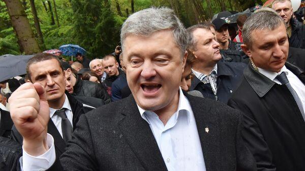 """Украинский аналитик: да, Порошенко – """"мертвый гусь"""". Но он еще клюется"""