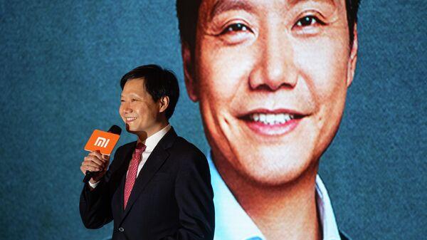 Основатель и генеральный директор компании Xiaomi Лэй Цзюнь