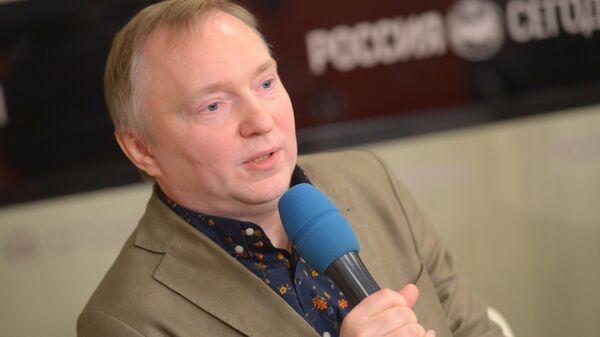Кинорежиссер Сергей Капков