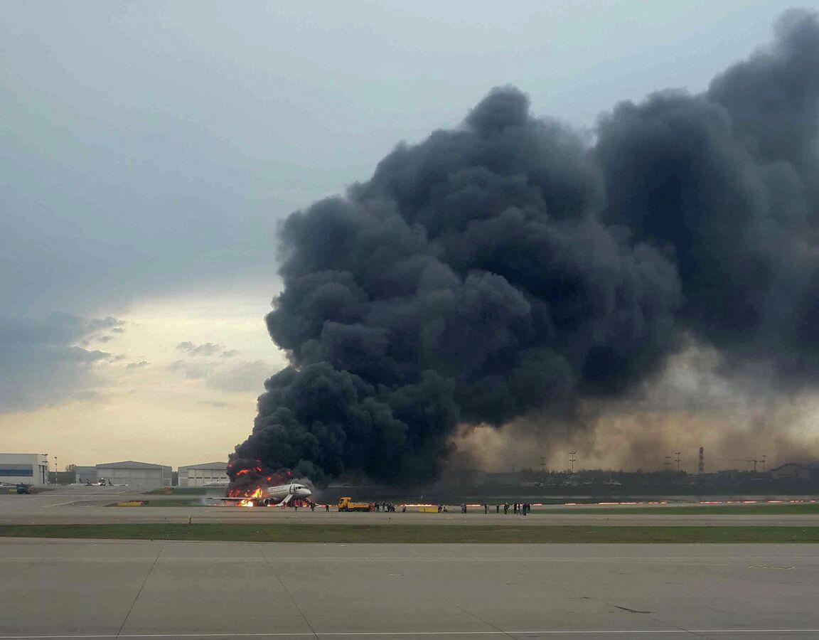Еще одна системная причина катастрофы SSJ-100
