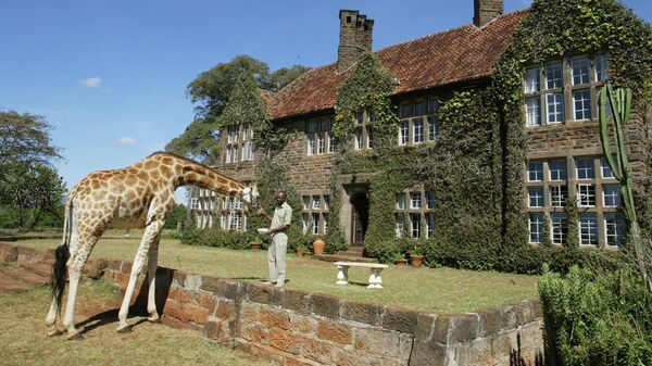 Усадьба Giraffe Manor