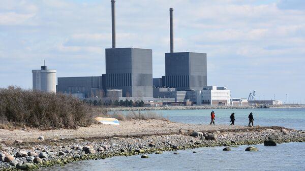 АЭС Барсебек в Швеции