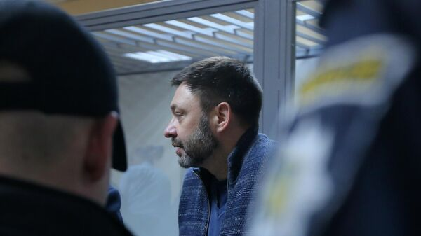 В ОБСЕ обеспокоены содержанием Вышинского под стражей