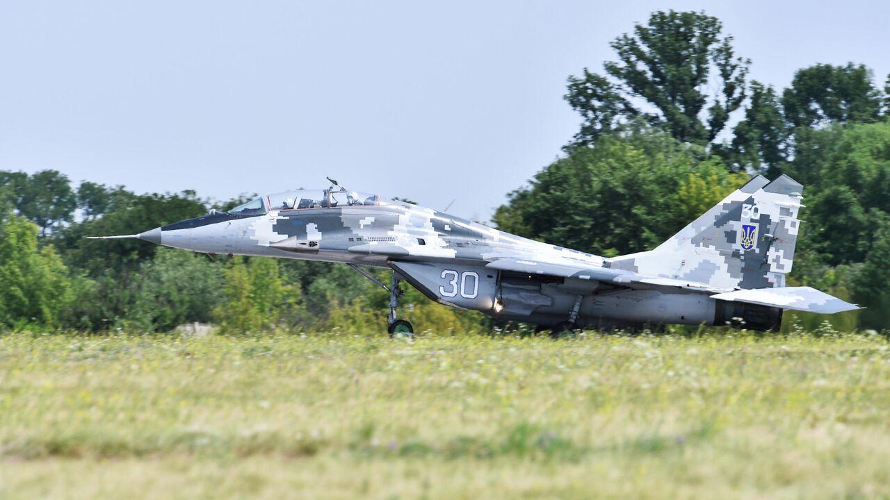 На Украине захотели производить истребители Су-27