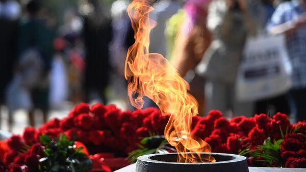 Вечный огонь в Казани