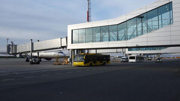 Аэропорт Платов в Ростове-на-Дону