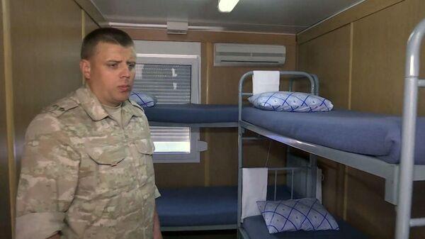 Российские военные провели экскурсию по базе Хмеймим в Сирии
