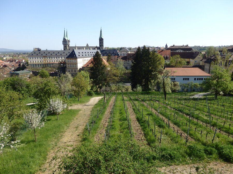 Бамберг. Монастырь Михельсберг