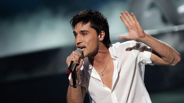 Дима Билан желает снова выступить на«Евровидении»— господь любит троицу