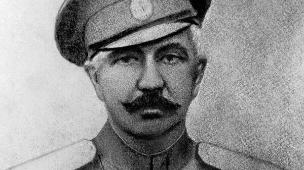 Атаман Всевеликого Войска Донского генерал от кавалерии Петр Краснов