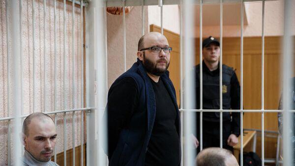 Руководитель компании Системный интегратор Игорь Полозиненко в суде