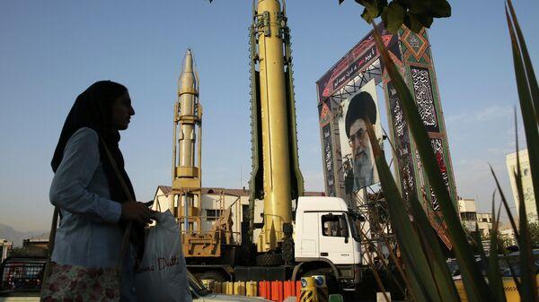 Выставка вооружения в Тегеране, Иран