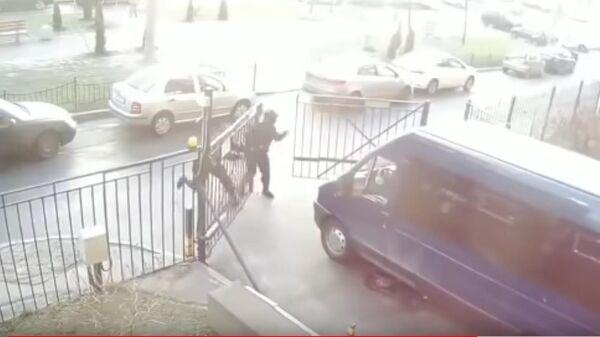 Видео о неудаче спецназа. Скриншот