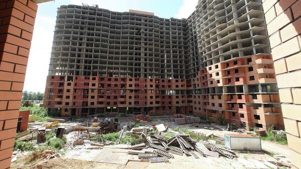 Обманутые дольщики захватили две квартиры в Щербинке