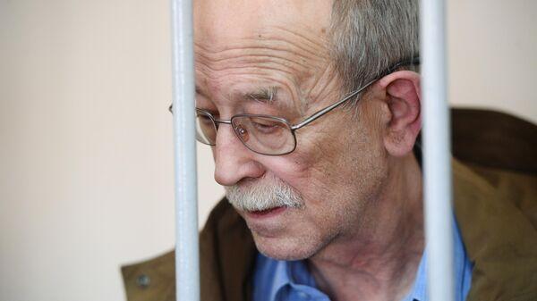 Бывший сотрудник ЦНИИмаш Виктор Кудрявцев, обвиняемый в государственной измене