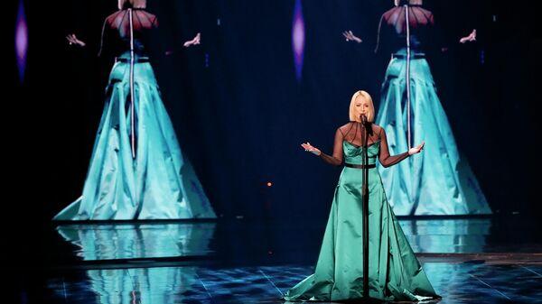 Певица Тамара Тодевска (Северная Македония) в финале международного конкурса Евровидение-2019
