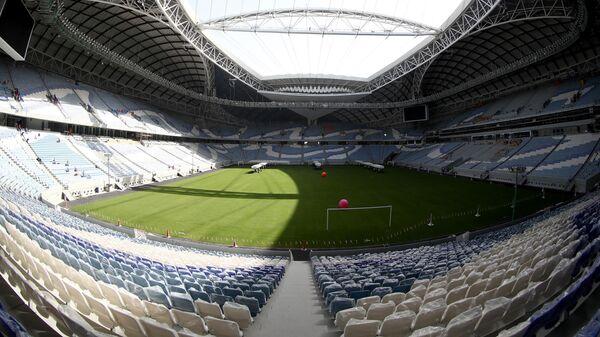 Стадион Южный в пригороде катарской столицы Аль-Вакре