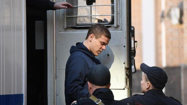 Мосгорсуд рассмотрит жалобы на приговор футболистам Кокорину и Мамаеву