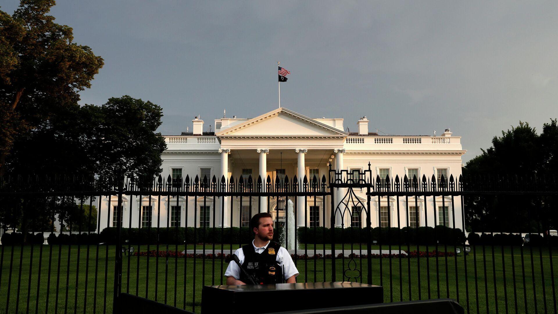 Белый дом в Вашингтоне - РИА Новости, 1920, 04.03.2021