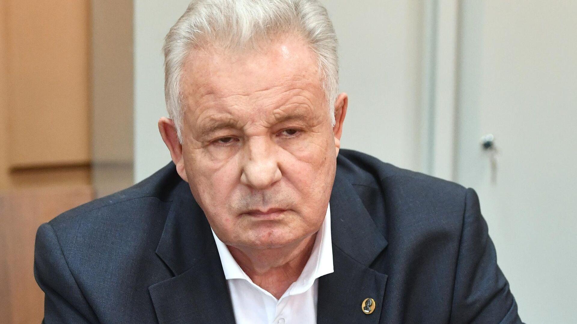 Суд над экс-губернатором Хабаровского края Ишаевым отложили до 13 января