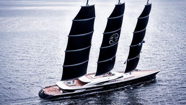 Яхта Black Pearl