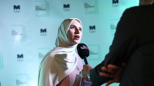 Писательница из Омана Джоха Альхартхи, ставшая лауреатом международной Букеровской премии 2019 года