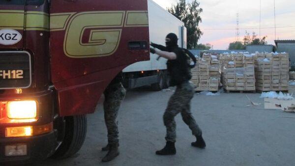 Задержание участников международного наркосиндиката