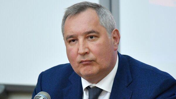 Рогозин предложит правительству создать единую космическую программу