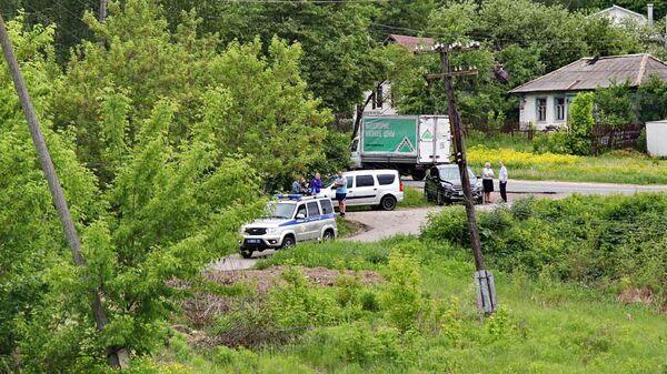 Поиск напавших на полицейского в Туле. 24 мая 2019
