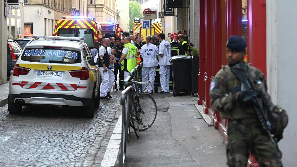 Французские власти назвали версию взрыва в Лионе