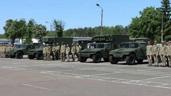 США передали Украинской армии радары класса AN / TPQ-36