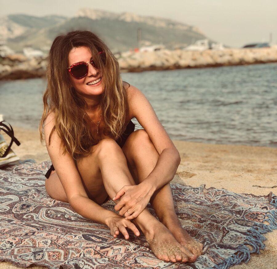 Жанна Бадоева в Италии