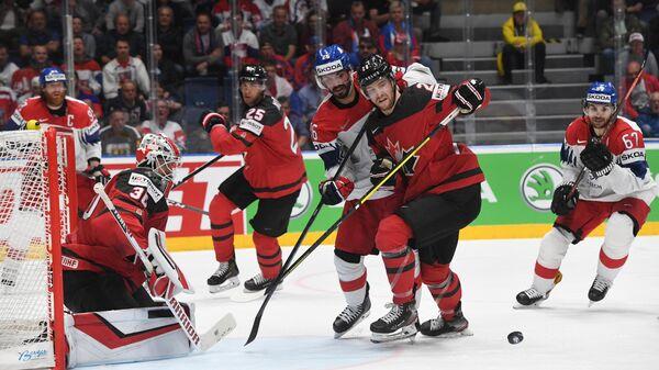 Матч Канада - Чехия