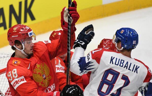 Хоккей. Чемпионат мира. Матч за 3-е место