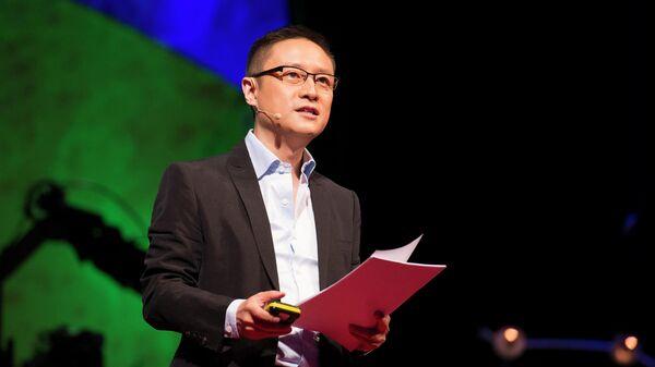 Председатель Chengwei Capital Эрик Ли